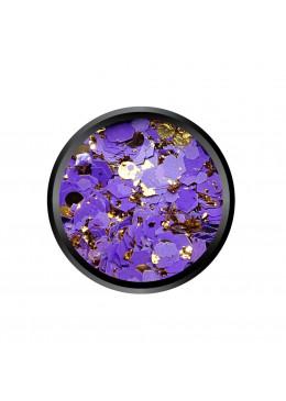 Mix Golden Leaf & Violet