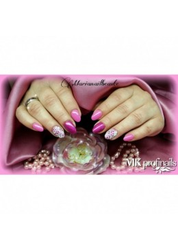 Gel Couleur Candy rosa