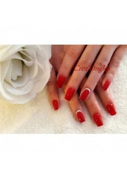 Gel Couleur Red