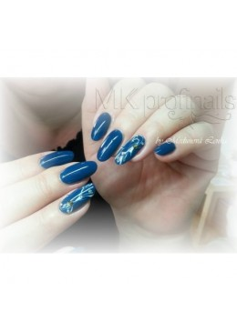 Gel Couleur Petroleum blau