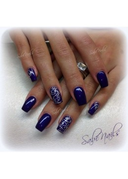 Gel Couleur Satin Lilla