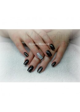 Gel Couleur Black Pearl