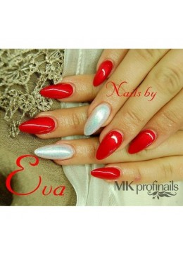 Gel Couleur Red pearl
