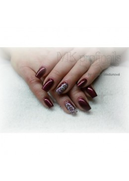 Gel Couleur Diamond Rosa Lilla