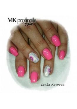 Gel Couleur Diamond Sharp Pink