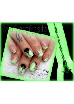 Gel Couleur Pastel Green