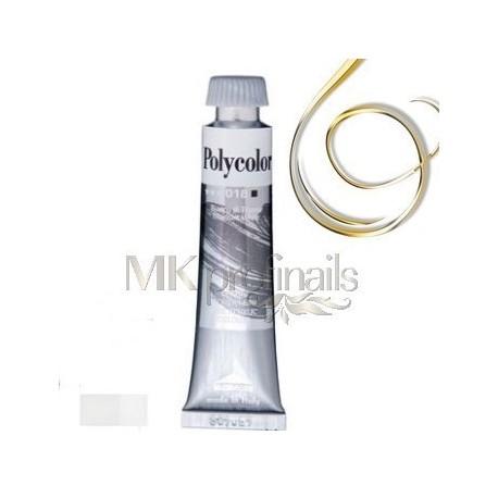 Polycolor Titanium white